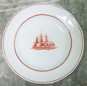 Wedgwood Flying Cloud Bread and Butter Plate - Chestnut Lane Antiques & Interiors - 2