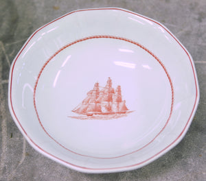 Wedgwood Flying Cloud Cereal Bowl - Chestnut Lane Antiques & Interiors - 2