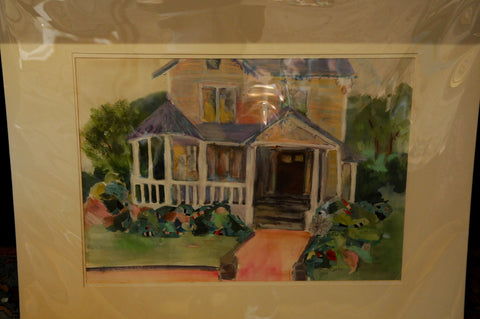 """839 Main St"" Original"