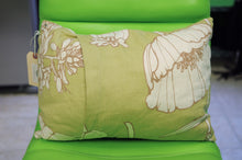 Load image into Gallery viewer, Pear Green Floral Print Pillow - Chestnut Lane Antiques & Interiors - 2