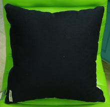 Load image into Gallery viewer, Navy Caning Pillow - Chestnut Lane Antiques & Interiors - 2