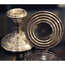 Load image into Gallery viewer, Sterling Candlesticks - Chestnut Lane Antiques & Interiors - 3