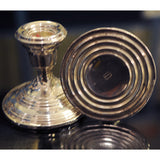 Sterling Candlesticks - Chestnut Lane Antiques & Interiors - 3