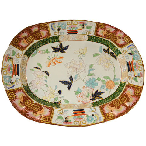 Ironstone Platter - Chestnut Lane Antiques & Interiors - 1