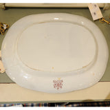 Ironstone Platter - Chestnut Lane Antiques & Interiors - 2
