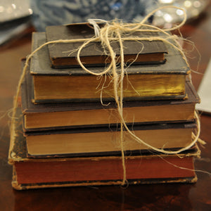 Bundle of Antique Books - Chestnut Lane Antiques & Interiors - 3