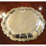 Silver Plate Small Tray - Chestnut Lane Antiques & Interiors - 2