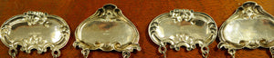 Vintage Wallace Sterling Silver Decanter Labels - Chestnut Lane Antiques & Interiors - 4