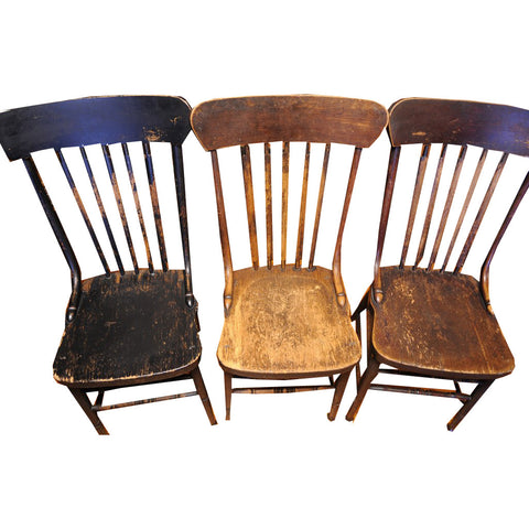 Three Antique Chairs - Chestnut Lane Antiques & Interiors - 1