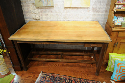 1950's Vintage Hamilton Drafting Table