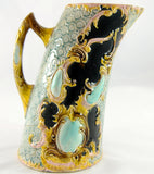 Majolica Jug - Chestnut Lane Antiques & Interiors - 4