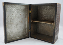 Load image into Gallery viewer, Antique Rustic Tea Caddy English 1850-1890 - Chestnut Lane Antiques & Interiors - 4