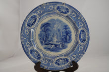 Load image into Gallery viewer, Antique Blue Transferware Plate - Chestnut Lane Antiques & Interiors - 3