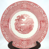 "Antique Royal Staffordshire ""Jenny Lind"" Transferware - Chestnut Lane Antiques & Interiors - 2"