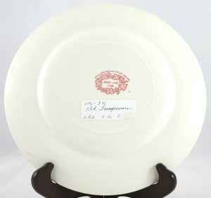 "Antique Royal Staffordshire ""Jenny Lind"" Transferware - Chestnut Lane Antiques & Interiors - 3"