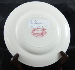 Jenny Lind Plate - Chestnut Lane Antiques & Interiors - 3