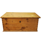 18th Century Antique Pine Chest