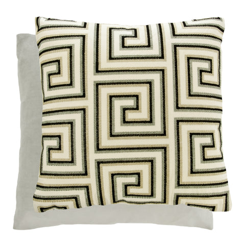 Ducal Pillow with Velvet Back
