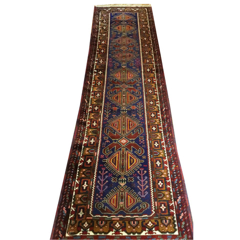 Persian Khal Runner - Chestnut Lane Antiques & Interiors - 1