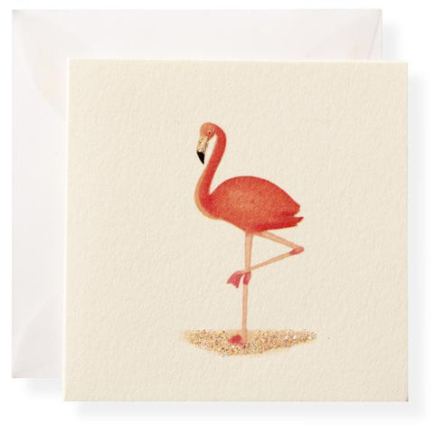 Flamingo Individual Gift Enclosure - Chestnut Lane Antiques & Interiors