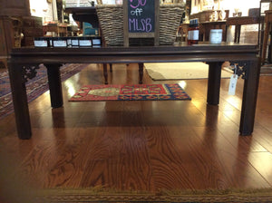 Chinese Chippendale Coffee Table