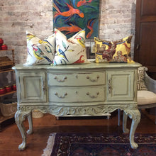 Load image into Gallery viewer, Thomasville Chalk Painted Sideboard