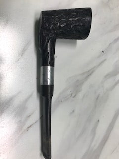 Carved Briarwood Tobacco Pipe