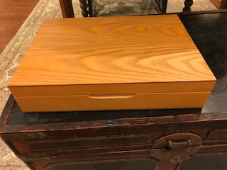Wallace Siver Flatware Chest