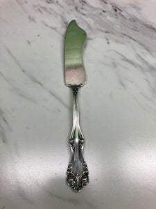 Antique Sterling Silver Butter Knife
