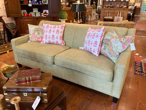 Beautiful Custom Upholstered Sofa