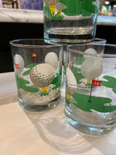 Load image into Gallery viewer, Set of 4 14oz Golf 19th Hole Drinkware