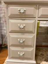 Load image into Gallery viewer, Solid Wood Davis Cabinet Company Chalk Painted Desk