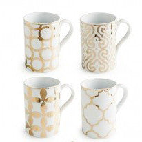 Luxe Moderne Mugs - Chestnut Lane Antiques & Interiors - 1