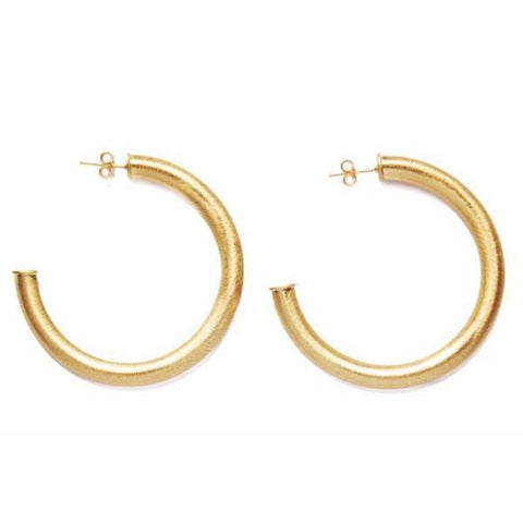 Serena Hoops - Gold