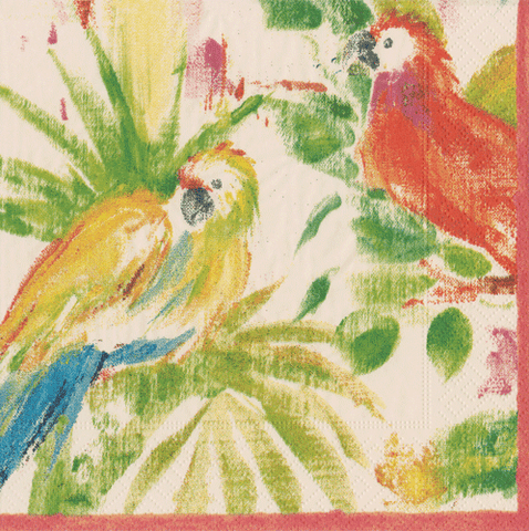 Cocktail Napkins - Papageno - Chestnut Lane Antiques & Interiors