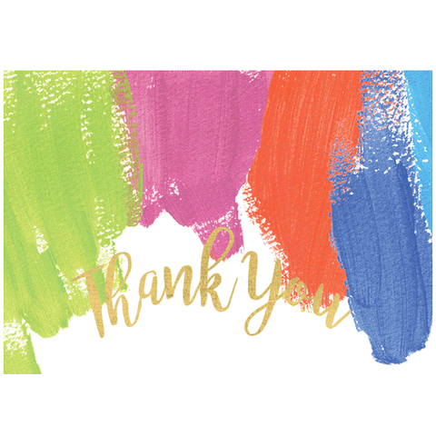Thank You Notes - Brushstrokes - Chestnut Lane Antiques & Interiors