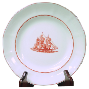 Wedgwood Flying Cloud Salad Plate - Chestnut Lane Antiques & Interiors - 1