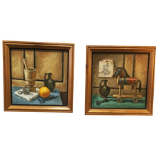 Load image into Gallery viewer, Pair of Still Life Paintings - Chestnut Lane Antiques & Interiors - 1