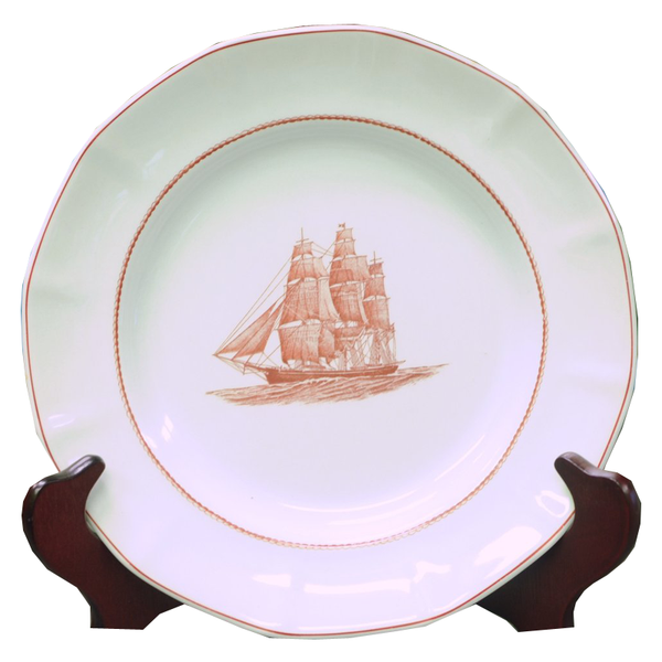Wedgwood Flying Cloud Dinner Plate - Chestnut Lane Antiques & Interiors - 1