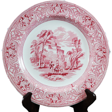 "Load image into Gallery viewer, Antique ""Italy"" Plate Circa 1875 - Chestnut Lane Antiques & Interiors - 1"