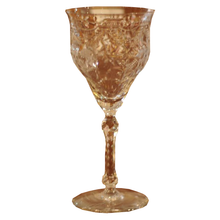 Load image into Gallery viewer, Vintage Rock Sharpe Pattern Water Goblet - Chestnut Lane Antiques & Interiors - 1