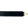 Black Crocodile Choker - Chestnut Lane Antiques & Interiors - 1