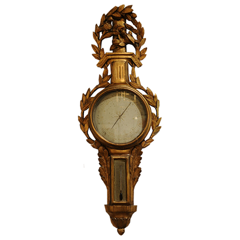 Antique Louis XV Barometer