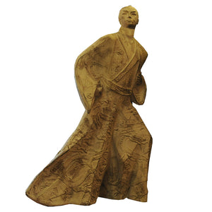 Japanese Warrior Statue