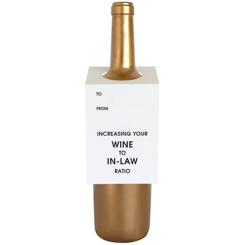Increasing Your Wine To In-Law Ratio Wine and Spirit Tag