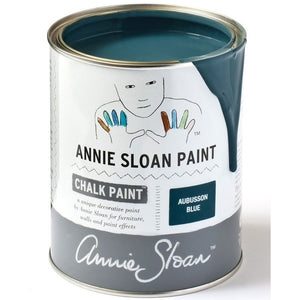 Annie Sloan Chalk Paint Liter - Aubusson Blue