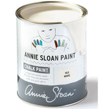 Load image into Gallery viewer, Annie Sloan Chalk Paint - Old White