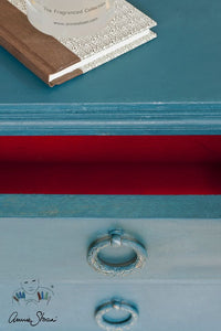 Annie Sloan Chalk Paint - Aubusson Blue - Chestnut Lane Antiques & Interiors - 3