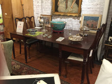 Load image into Gallery viewer, 19th Century Sheraton Mahogany Banquet End Table - Chestnut Lane Antiques & Interiors - 1