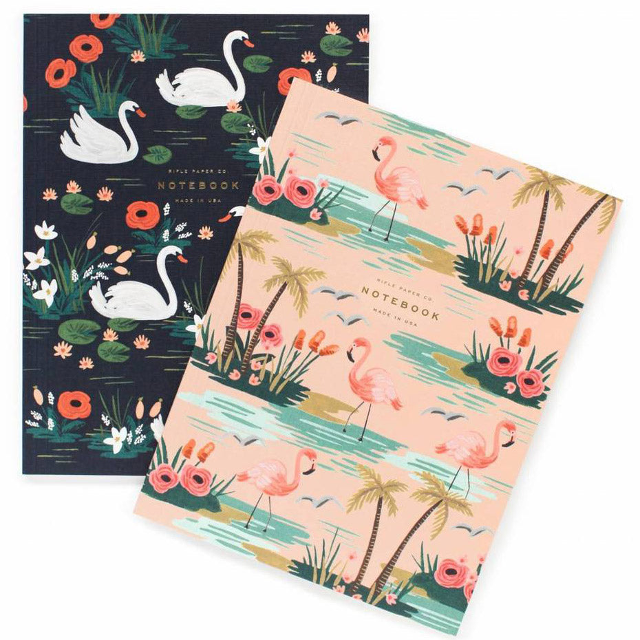 Rifle Paper Co. Notebook Set - Birds of a Feather